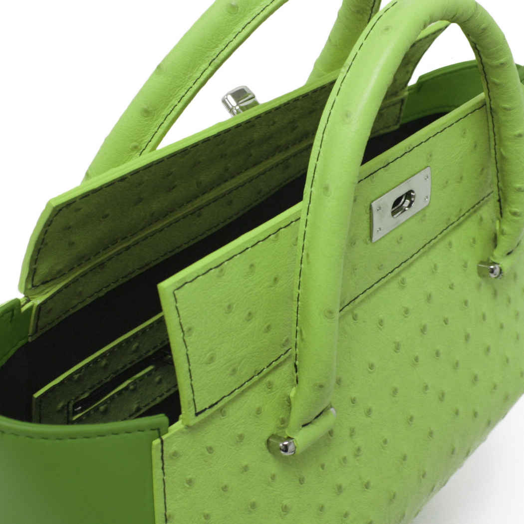 LIME MARQUIS TOTE