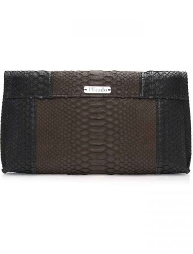 BLACK OMBRE CLUTCH