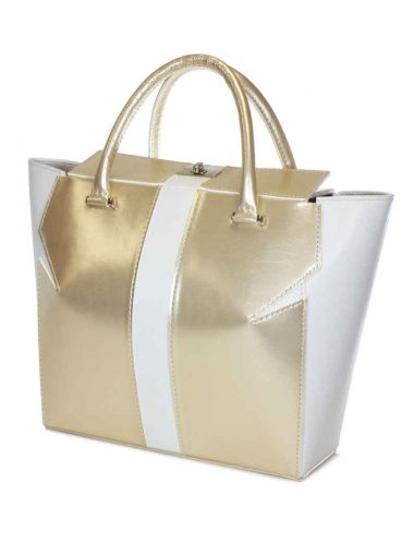 MARQUIS Gold TOTE BAG