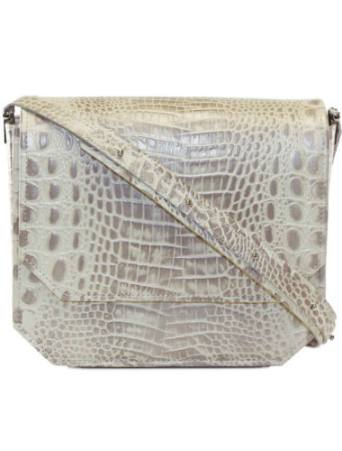 CHAMPAGNE EMERALD CROSS BODY