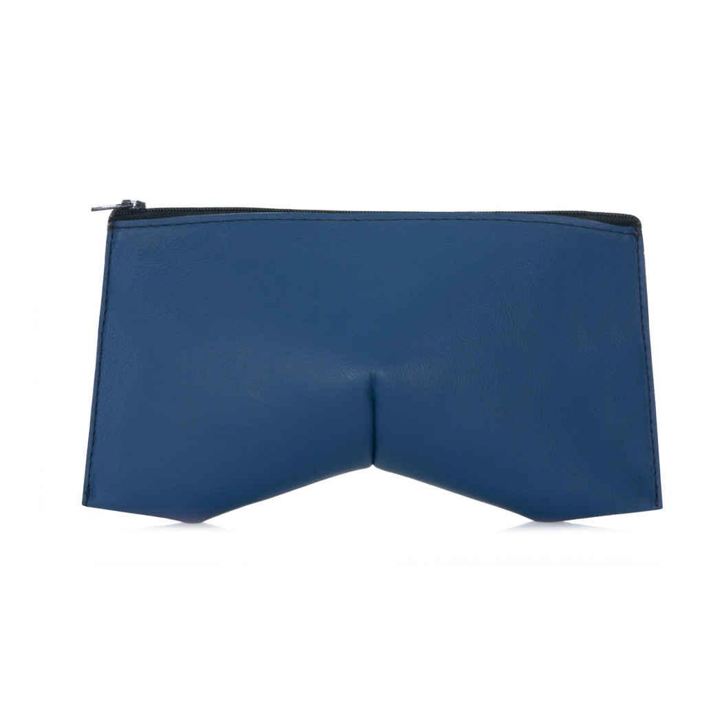 blue trilliant clutch