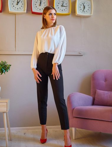 BrykuRY // HIGH WAISTED SKINNY PANT