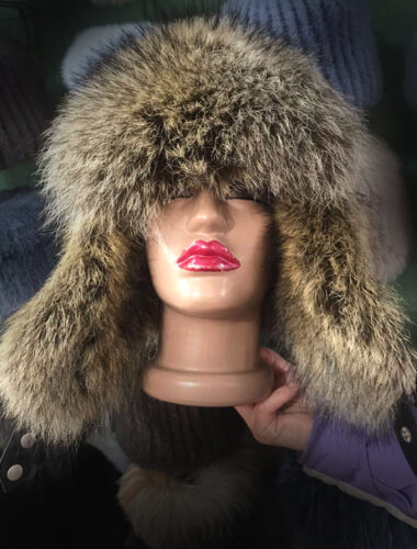 Protected: NATURAL FUR LEATHER HAT